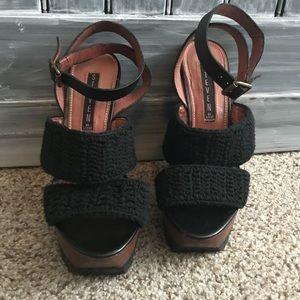 Steven by Steve Madden Women's Wedge Sandals